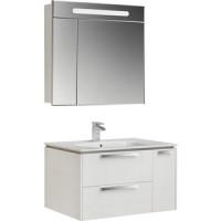 Мебель для ванной Roca Lago 80 белый
