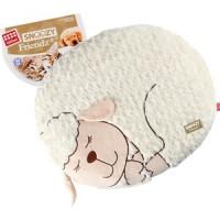 Лежанка GiGwi Snoozy Friendz Warm&Comfort овечка для кошек