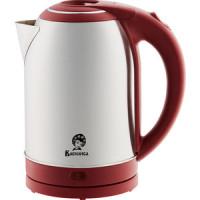 Чайник электрический ВАСИЛИСА Т33 2000 нержавейка/красный