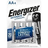Батарейка ENERGIZER Ultimate Lithium L91 AA