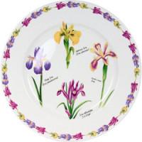 Тарелка обеденная Imari Ирисы (IMA0180H A93AL)