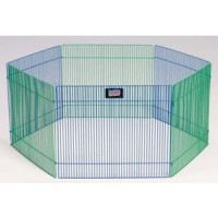 Вольер Midwest Small Pet Playpen Critterville