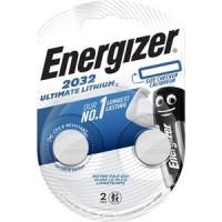 Батарейка ENERGIZER Ultimate Lithium CR 2032