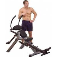 Тренажер для мышц брюшного пресса и спины