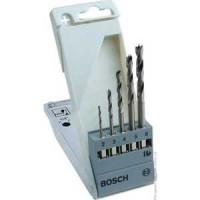 Набор сверл по дереву Bosch 2.0 6.0мм