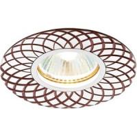 Встраиваемый светильник Ambrella light A815 AL/BR