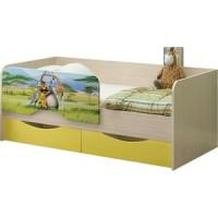 Детская кровать Регион 58 Юниор 12