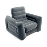 Надувное кресло Intex 66551,  трансформер Pull