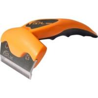 Фурминатор FoOLee One Medium 6,5см оранжевый
