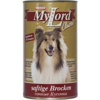 Консервы Dr.ALDER's MyLord Classic Softige Brocken сочные кусочки