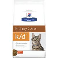 Сухой корм Hill's Prescription Diet k/d Kidney Care