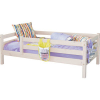 Детская кровать Мебельград Соня с защитой