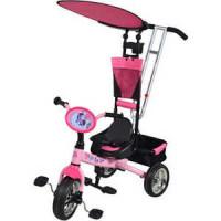 Велосипед трехколесный My Little Pony 12''/10'' (розовый)