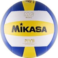 Мяч волейбольный Mikasa MV5PC, размер 5, цвет