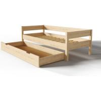 Кровать Anderson Алекса сосна 80x190