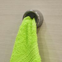 Вешалка Tatkraft BERA вешалка для полотенец, хромированный