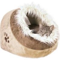 Лежанка домик TRIXIE Minou для кошек 41*30*50см
