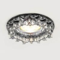 Встраиваемый светильник Ambrella light K370 BK