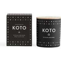 Свеча ароматическая SKANDINAVISK Koto с крышкой