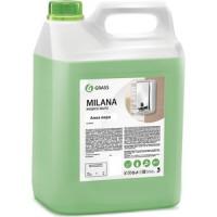 Жидкое мыло GRASS ''Milana'' алоэ вера, 5л