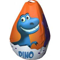 Мешок Рюкзак Подушка Dino Baby (оранжевый)