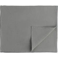 Дорожка на стол серого цвета 45х150 Tkano
