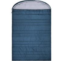 Спальный мешок TREK PLANET Aosta Double, двухместный,