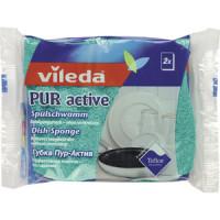 Губка VILEDA Pure Aktiv (Пур Актив)