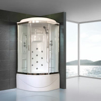 Душевая кабина Royal Bath NRW 100х100х225 стекло