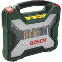 Набор бит и сверл Bosch 103шт