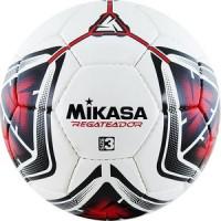 Мяч футбольный Mikasa REGATEADOR3 R, р.3, бело