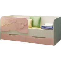 Кровать Регион 58 Дельфин 2 розовый