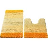 Коврики для ванной и туалета IDDIS Yellow
