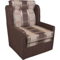 Кресло кровать Шарм Дизайн Классика Д шенилл/коричневый