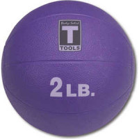 Медбол Body Solid 2LB/0.9 кг (BSTMB2)