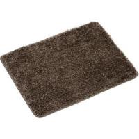 Коврик для ванной Fixsen коричневый, 50x70