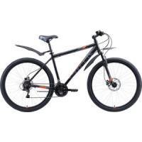 Велосипед Stark Tank 29.1 HD (2020) чёрный/серый/оранжевый 20''