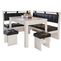 Кухонный уголок Это мебель Остин дуб белфорд/браун