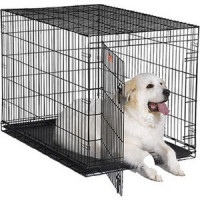 Клетка Midwest iCrate 48'' Dog Crate 122x76x84h