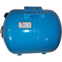Мембранный бак Wester для водоснабжения горизонтальный