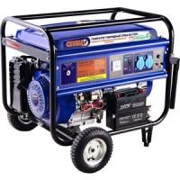 Генератор бензиново газовый СПЕЦ HG 7000