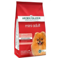 Сухой корм ARDEN GRANGE Adult Dog Mini Hypoallergenic