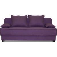 Диван прямой Шарм Дизайн Уют фиолетовый