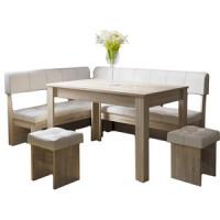 Кухонный уголок Это мебель Валенсия дуб белфорд/светлый