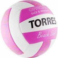 Мяч волейбольный Torres любительский (для пляжа) Beach Sand