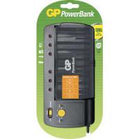 Зарядное устройство универсальное GP PB320GS R1 (AA/AAA/C/D)
