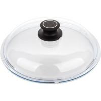 Крышка d 28 см AMT Gastroguss Glass