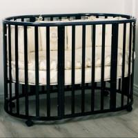 Кроватка трансформер Incanto Amelia 8 в
