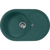 Кухонная мойка AquaGranitEx M 18S (305) зеленый