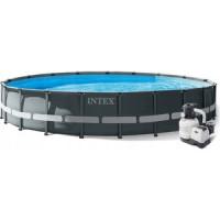 Каркасный бассейн Intex 26334 Ultra Frame 610х122
